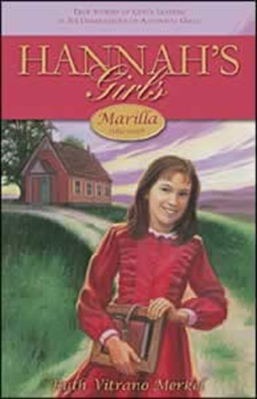 MARILLA HANNAHS GIRLS [2 OF 6],CHILDREN'S MINISTRY,0828019525
