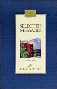 SELECTED MESSAGES 2 OF 3,ELLEN WHITE,0828019924