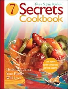 7 SECRETS COOKBOOK SP,CHRISTIAN LIVING,0828019959