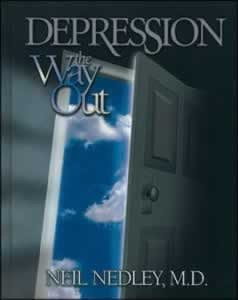 DEPRESSION THE WAY OUT,CHRISTIAN LIVING,BK-DWD