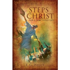 STEPS TO CHRIST FOR A SANCTIFIED,ELLEN WHITE,RP1109