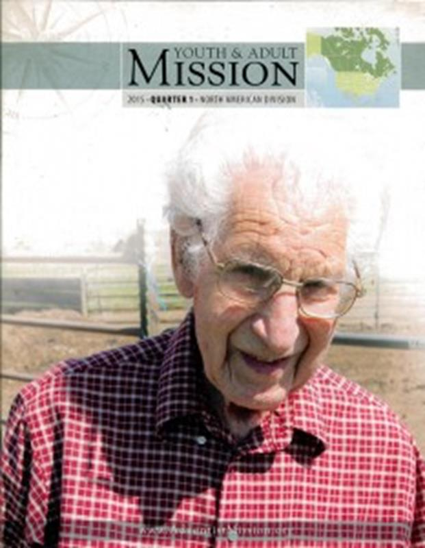 Q YOUTH/ADULT MISSION 1 YR SUBSCRIPTION 4 ISSUES,SABBATH SCHOOL,EMA