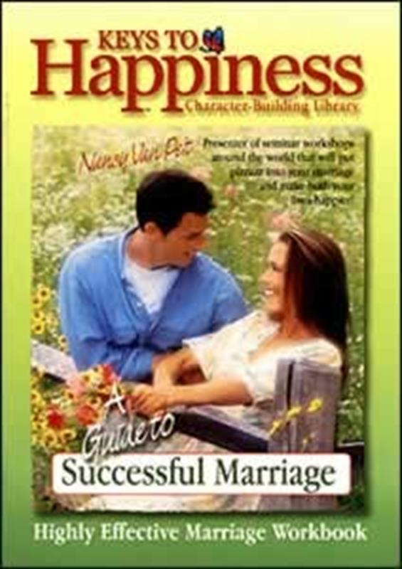 GUIDE TO SUCCESSFUL MARRIAGE WORKBOOK,FAMILY LIFE,081204134