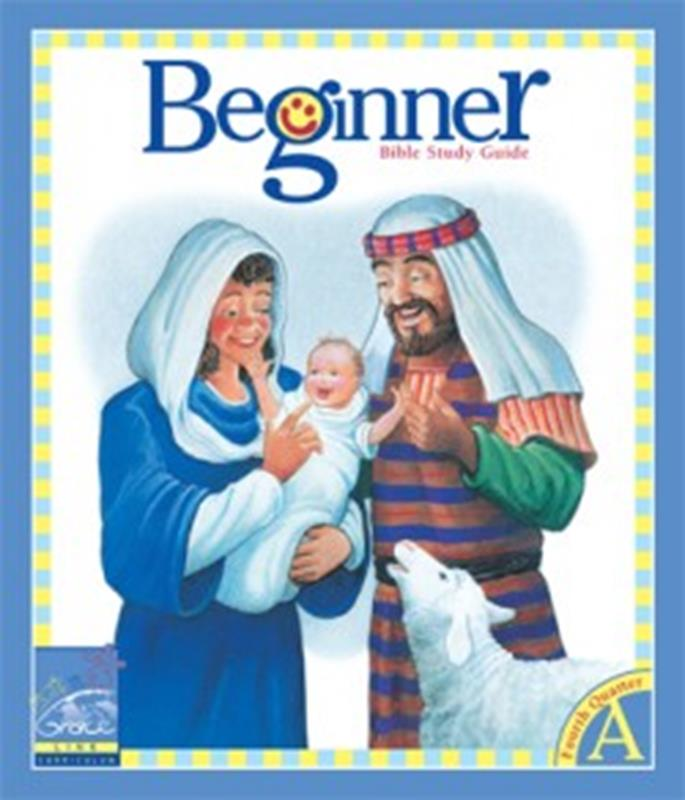 Q BEGINNER 1 YR SUBSCRIPTION,SABBATH SCHOOL,EBQ