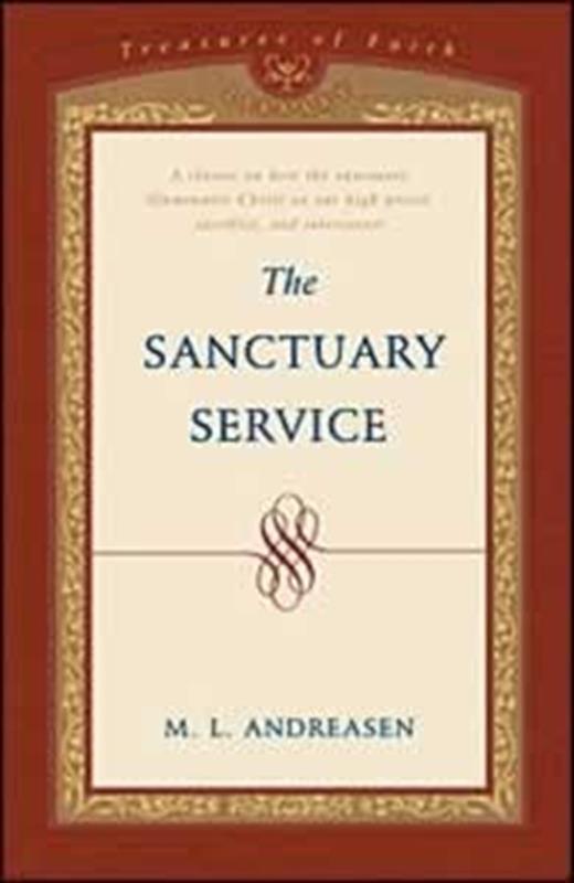 SANCTUARY SERVICE TP,FAITH & HERITAGE,0828019894