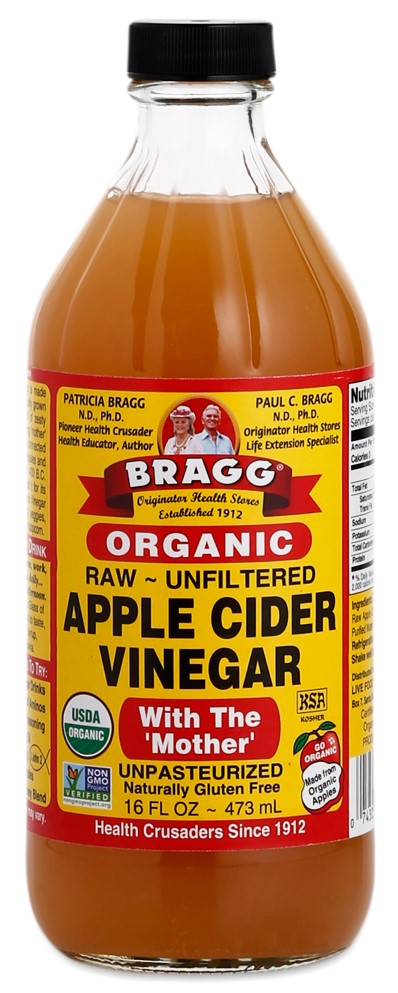 APPLE CIDER VINEGAR,BRAGG,20414