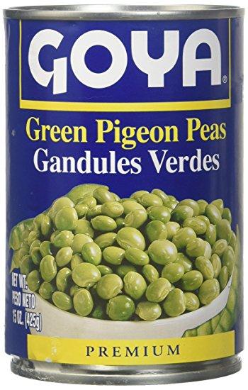 GREEN PIGEON PEAS,GOYA,4133112001
