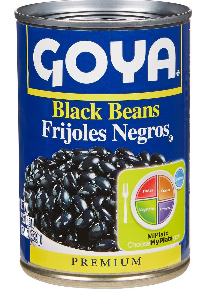 BLACK BEANS,GOYA,4133112466