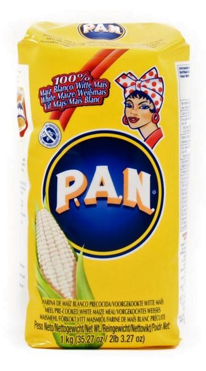 PAN WHITE CORN MEAL,GOYA,6062