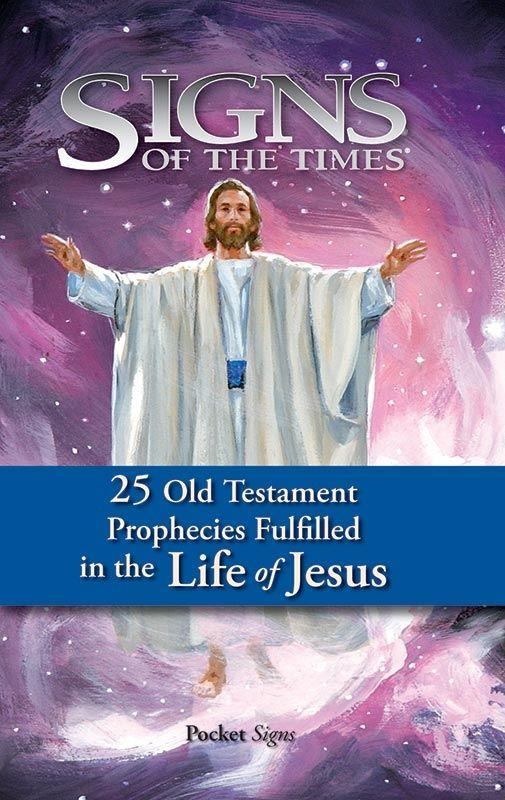 25 OT PROPHECIES FULFILLED IN THE LIFE 100PK [PKS],SHARING,4333003945