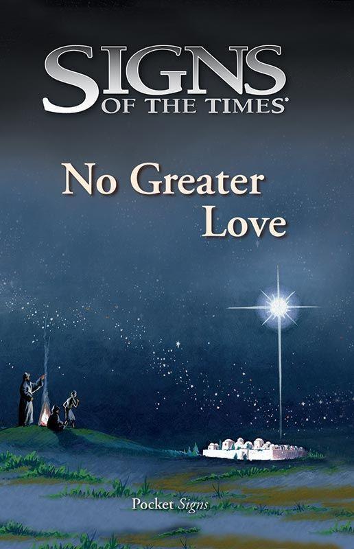 NO GREATER LOVE 100PK [PKS],SHARING,4333003944