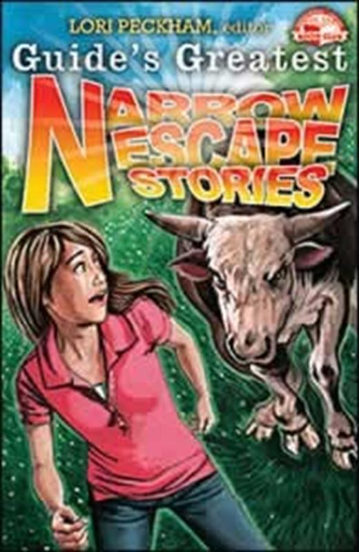 GUIDES GREATEST NARROW ESCAPE STORIES,CHILDREN'S MINISTRY,9780828020404