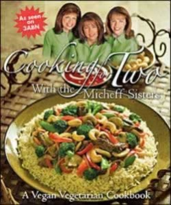 COOKING FOR 2 WITH THE MICHEFF SISTERS,COOKBOOKS/HEALTHBOOKS,0816322589