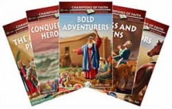 CHAMPIONS OF FAITH SET,BARGAIN,4333003950
