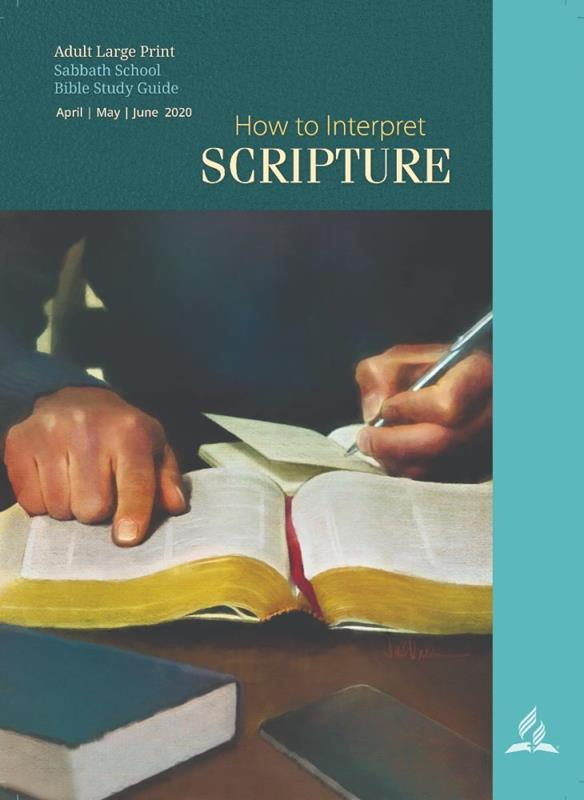 Q ADULT TEACHERS LARGE PRINT 1 YR SUBSCRIPTION,SABBATH SCHOOL,ETL