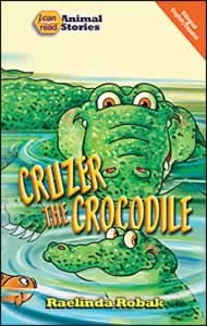 CRUZER THE CROCODILE [ICRS],CHILDREN'S MINISTRY,036631
