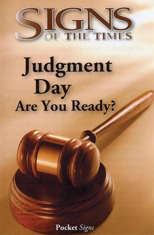 JUDGMENT DAY ARE YOU READY 100PK[PKS],SHARING,4333003043