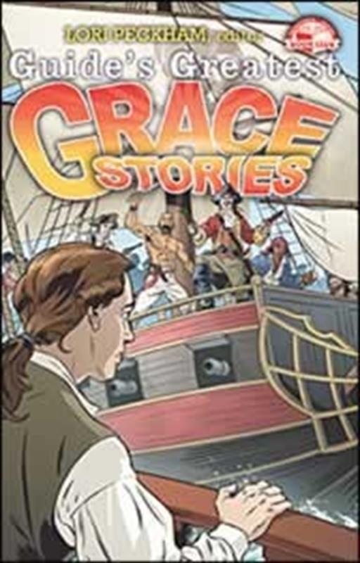 GUIDES GREATEST GRACE STORIES,CHILDREN'S MINISTRY,9780816362189
