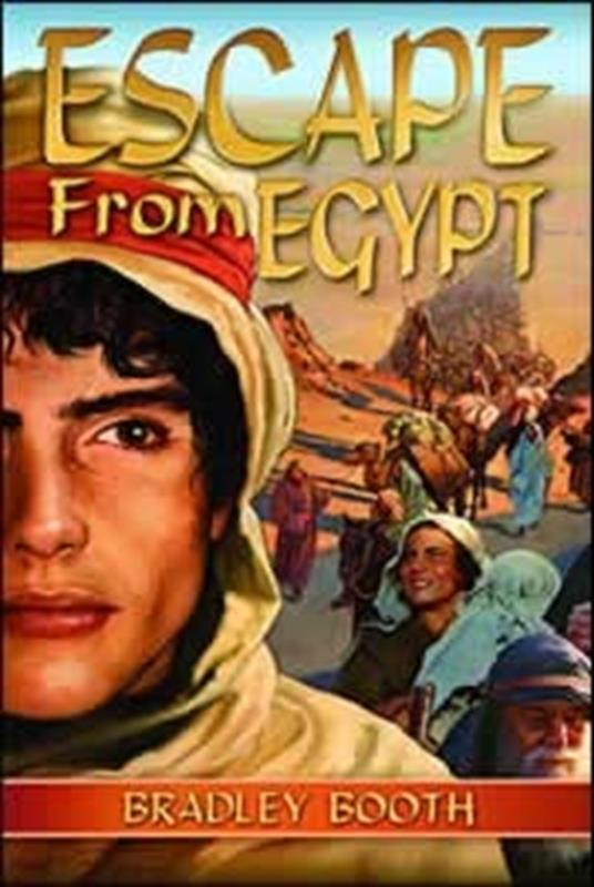 ESCAPE FROM EGYPT TP,CHILDREN'S MINISTRY,0816323054