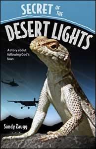 SECRET OF THE DESERT LIGHTS,BARGAIN,0816322945