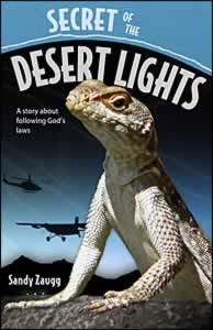 SECRET OF THE DESERT LIGHTS,BARGAIN,0816322945