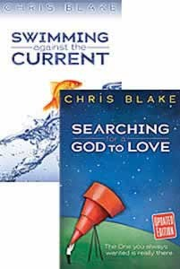SWIMMING AGAINST THE CURRENT/ SEARCHING FOR GOD TO LOVE SET,BARGAIN,4333004055