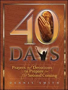 40 DAYS PRAYERS & DEVOTIONS FOR THE 2ND COMING BK1,CHRISTIAN LIVING,9780816362264