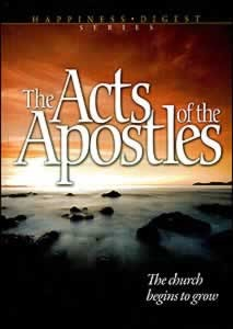 ACTS OF THE APOSTLES ASI,SHARING,0816323461
