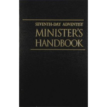 MINISTERS HANDBOOK SDA UPDATED 2009,BIBLE STUDY,1578470811