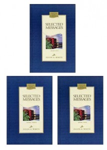 SELECTED MESSAGES 3V SET,ELLEN WHITE,0828013667