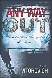 ANY WAY OUT TP,BARGAIN,0828023387