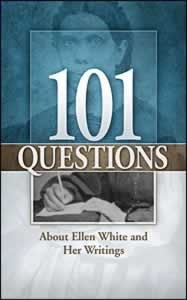 101 QUESTIONS ABOUT ELLEN WHITE,BARGAIN,081632378X