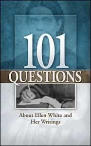 101 QUESTIONS ABOUT ELLEN WHITE,BARGAIN,081632378X