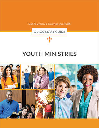 QUICK START GUIDE YOUTH MINISTRIES,BIBLE STUDY,620463