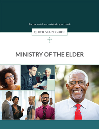 QUICK START GUIDE MINISTRY OF THE ELDER,QUICK START,417480