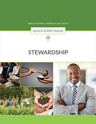 QUICK START GUIDE STEWARDSHIP,BIBLE STUDY,313025