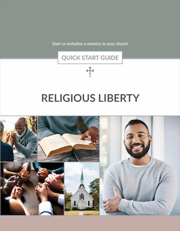 QUICK START GUIDE RELIGIOUS LIBERTY,BIBLE STUDY,417485