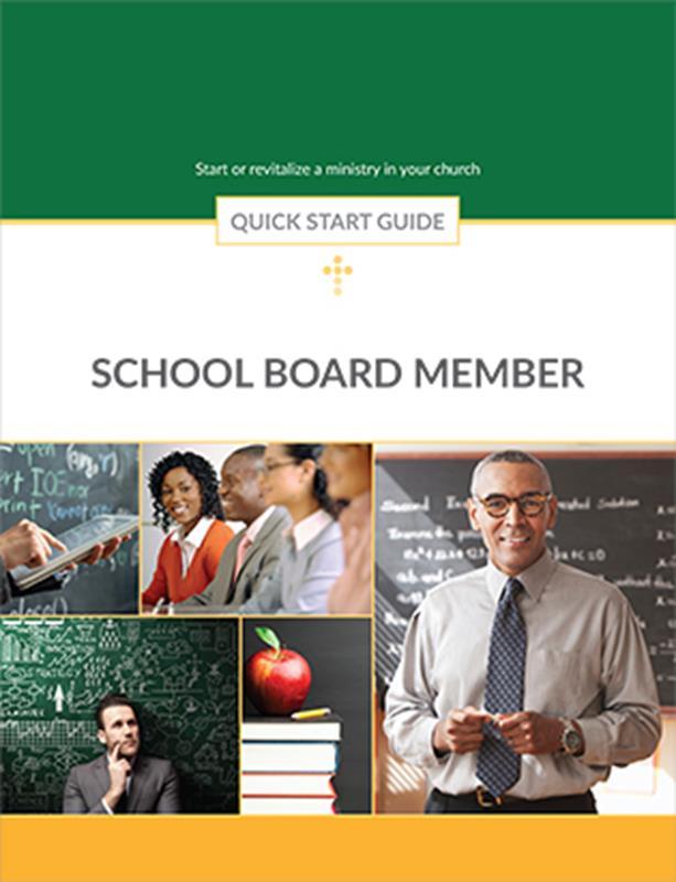 QUICK START GUIDE SCHOOL BOARD MEMBER,BIBLE STUDY,050312