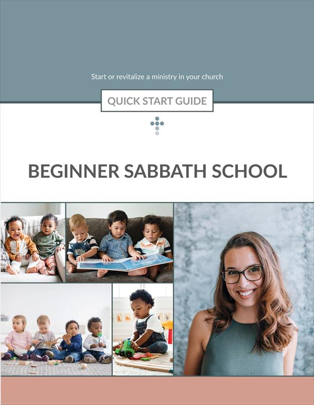 QUICK START GUIDE BEGINNER SABBATH  SCHOOL,BIBLE STUDY,556266