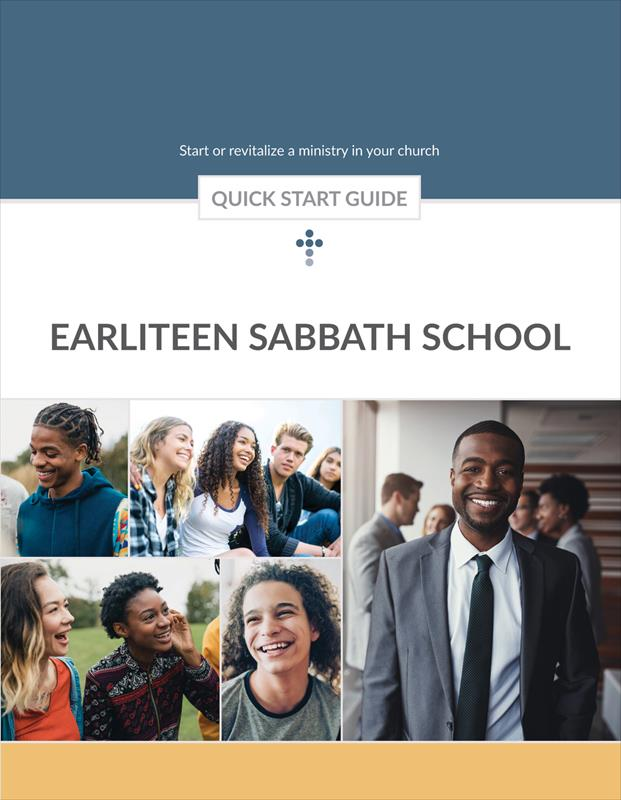 QUICK START GUIDE EARLITEEN SABBATH SCHOOL,BIBLE STUDY,026065