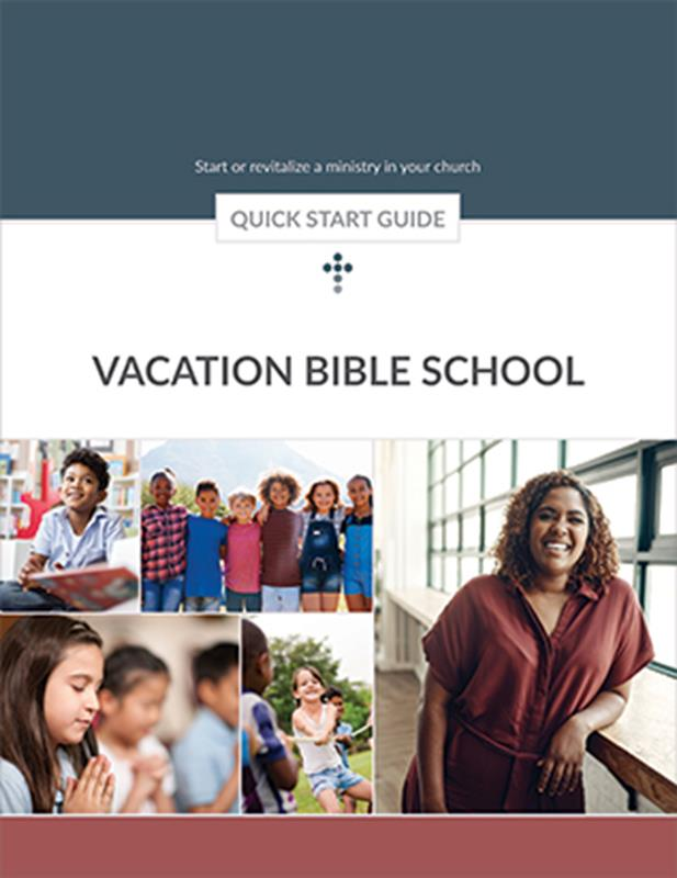 QUICK START GUIDE VACATION BIBLE SCHOOL DIRECTOR,BIBLE STUDY,020675