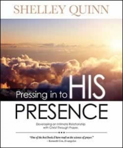 PRESSING INTO HIS PRESENCE TP,CHRISTIAN LIVING,0816324123