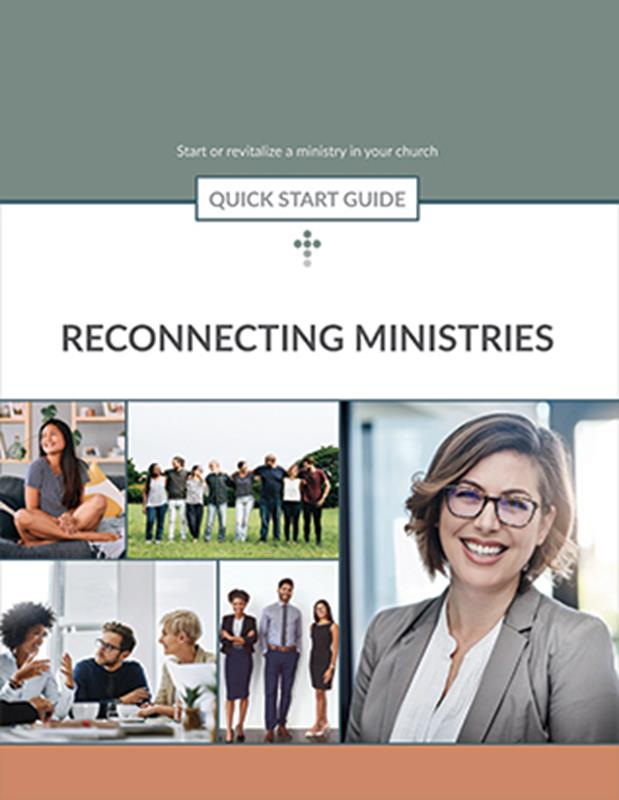 QUICK START GUIDE RECONNECTING MINISTRIES,BIBLE STUDY,417439