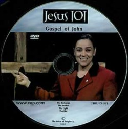 DVD GOSPEL OF JOHN [VOP],MEDIA,4333004194