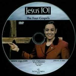DVD 4 GOSPELS [VOP],JESUS 101,4333004197