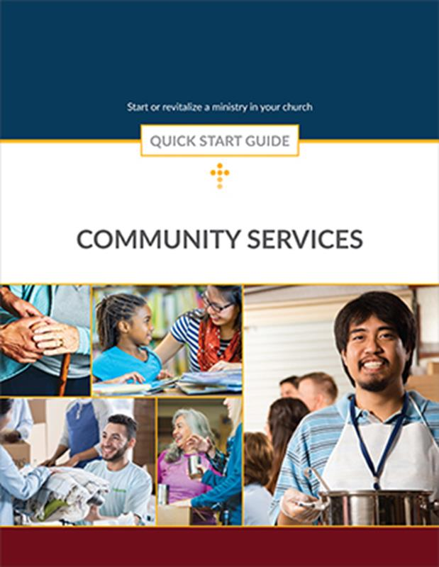QUICK START GUIDE ADVENTIST COMMUNITY SERVICES,BIBLE STUDY,113202