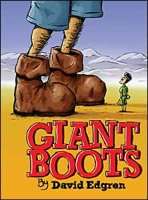 GIANT BOOTS TP,CHILDREN'S MINISTRY,1906381917