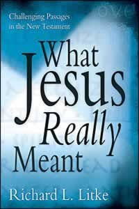 WHAT JESUS REALLY MEANT TP,BARGAIN,0816324794