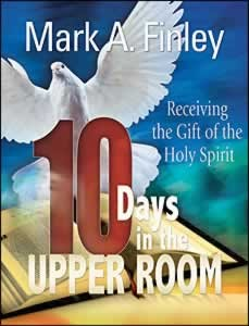 10 DAYS IN THE UPPER ROOM,NEW BOOK,0816324875