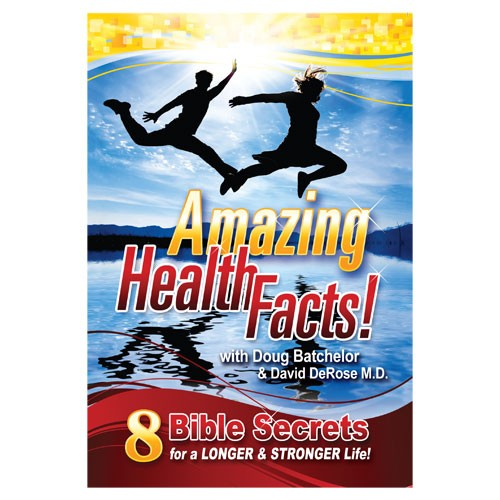 DVD AMAZING HEALTH,MEDIA,DV-AHF